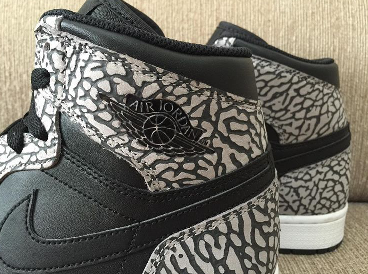 air jordan 1 unsupreme elephant print (2)