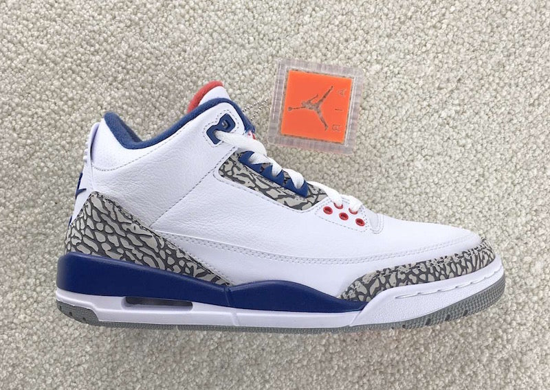6c21e75801e78d ... air jordan 3 og true blue 2016 release (1) ...