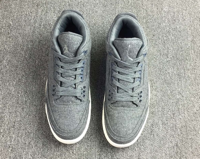 air jordan 3 wool top