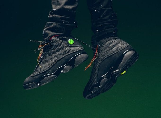c4d4ce00ae9f6c Jordan 13 Black Cat
