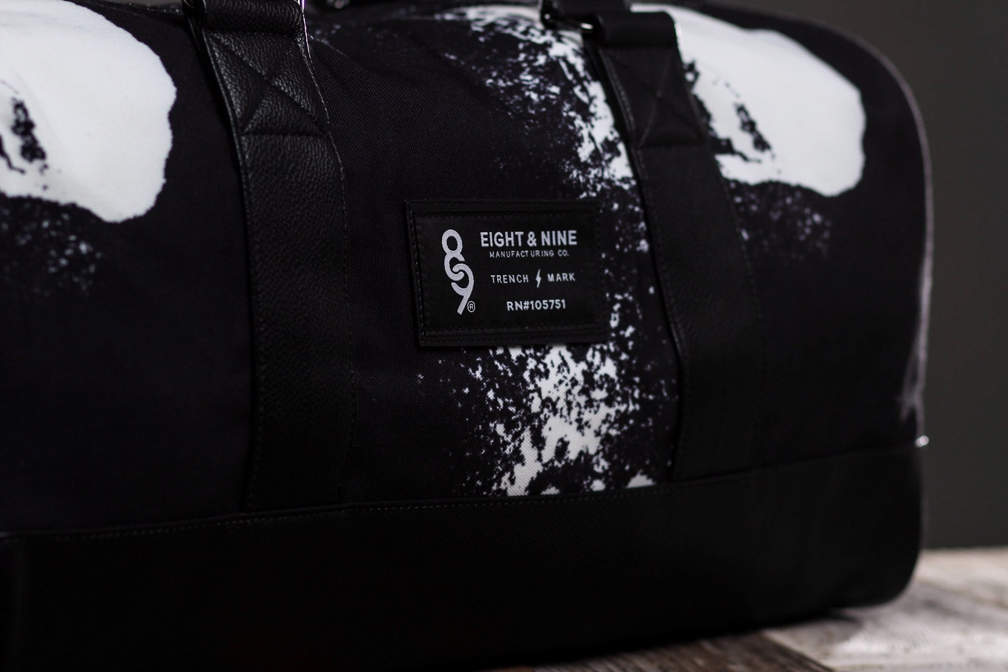 blow travel set from 8and9 2016 Narcos collection duffel bag