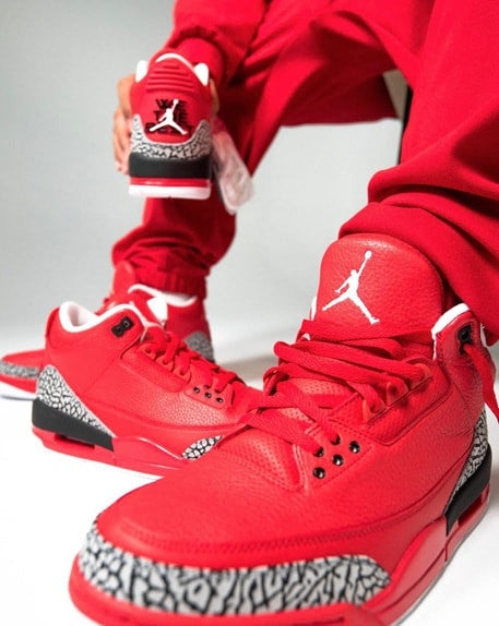 super popular b102b 30c12 Dj Khaled Grateful Air Jordan 3