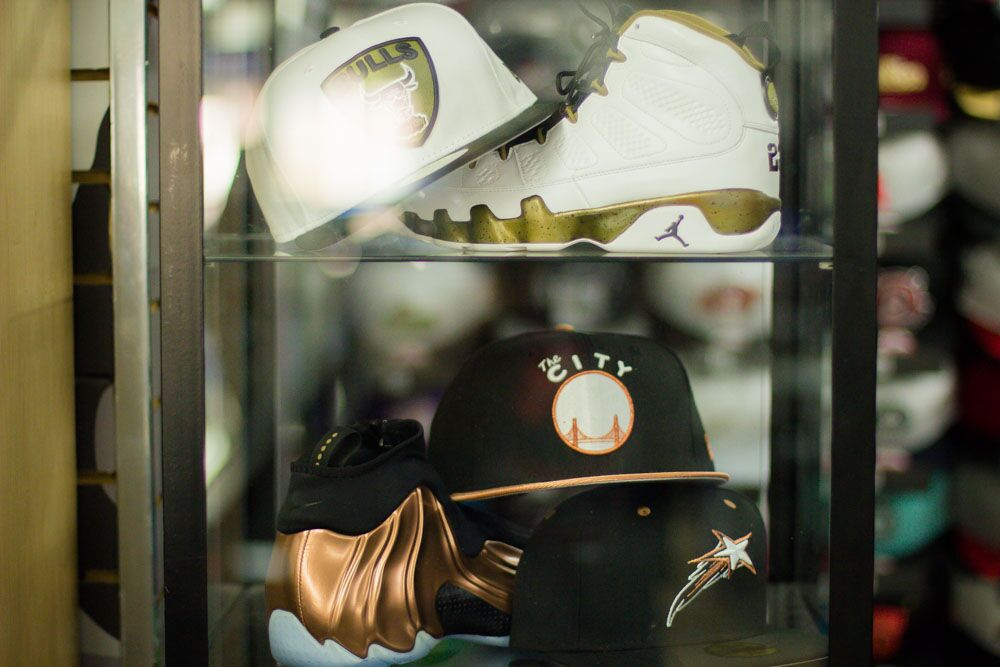 bronx streetwear store 4u caps 8and9