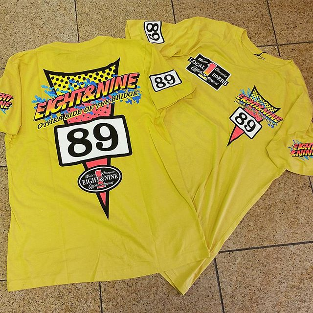 77b11020c06 Thriller Jersey T shirt Sport Yellow. Brand new for summer ...