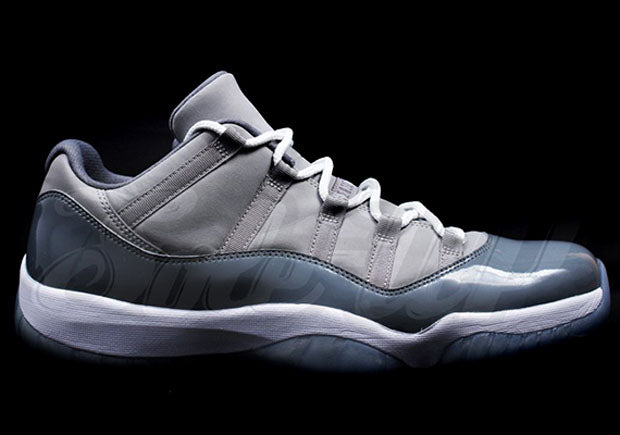 91ae78514cfdca Finally There s a 2017 Air Jordan 11 Low Cool Grey Release!
