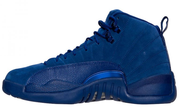 jordan-12-premium-deep-royal-blue-suede
