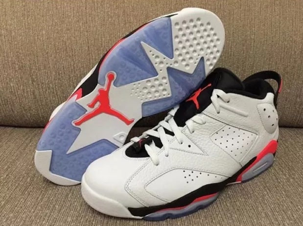 6ba527e5019d09 The Jordan 6 low infrared will release July 4th