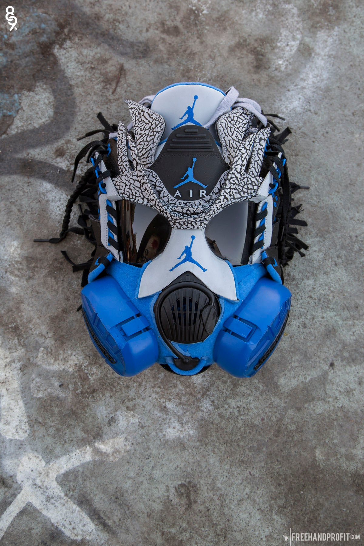 jordan sport blue 3 mask by freehand profit (2)