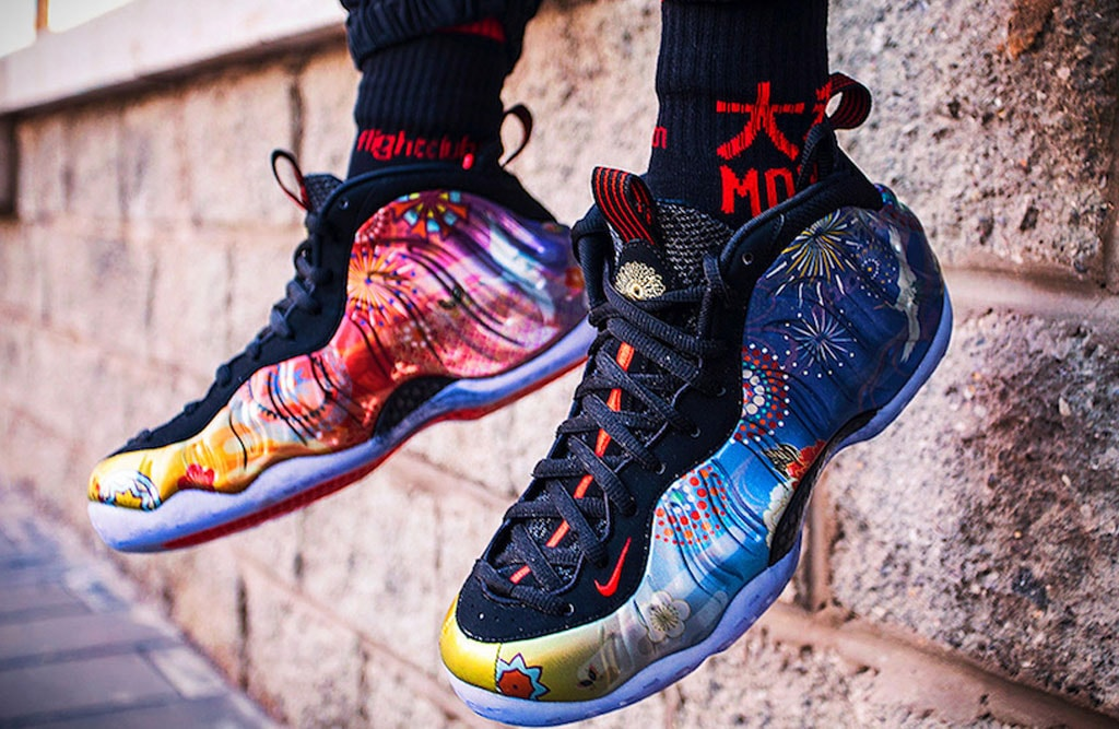 "brand new 9e18a 8d162 2018 Nike Air Foamposite One ""Chinese New Year"" 