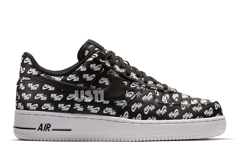nike-air-force-1-low-print-logo-black-white