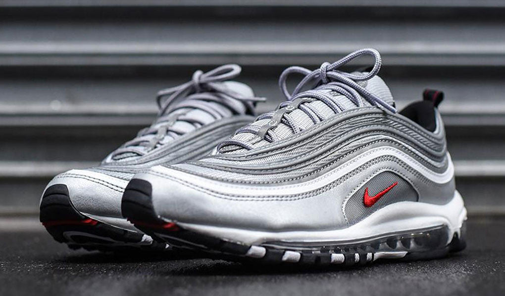 "9eb3a49e7c Nike Air Max 97 OG ""Silver Bullet"" Releases 