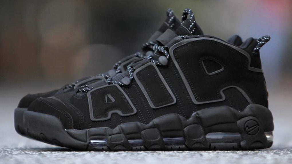 premium selection af62e d387b nike-air-more-uptempo-black-reflective