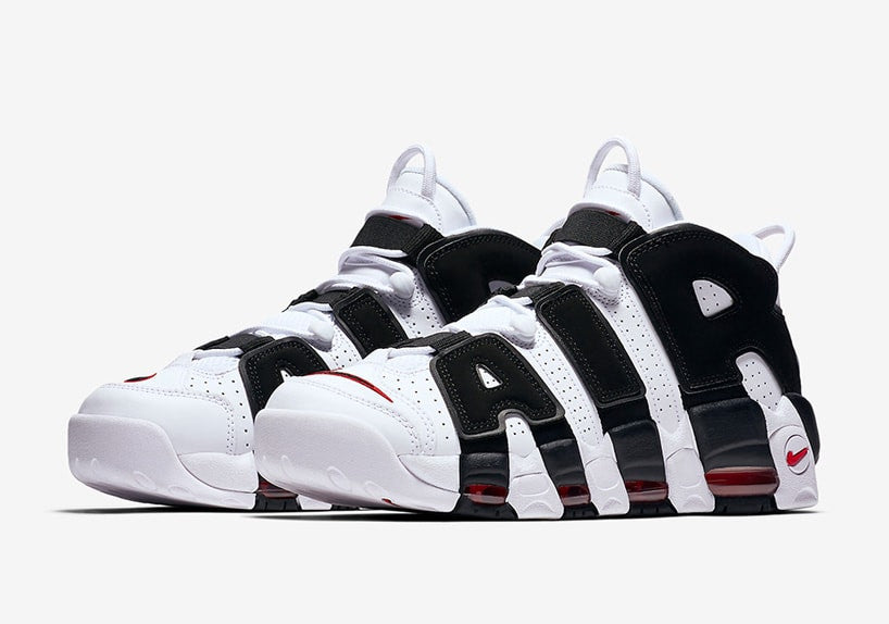 Nike Uptempo Chicago Release