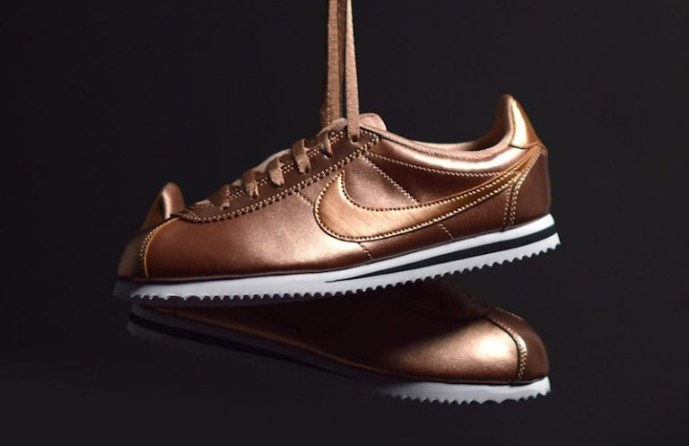 """best loved eca20 c999f NIKE CORTEZ """"METALLIC PACK"""" IN GOLD, SILVER AND BRONZE 