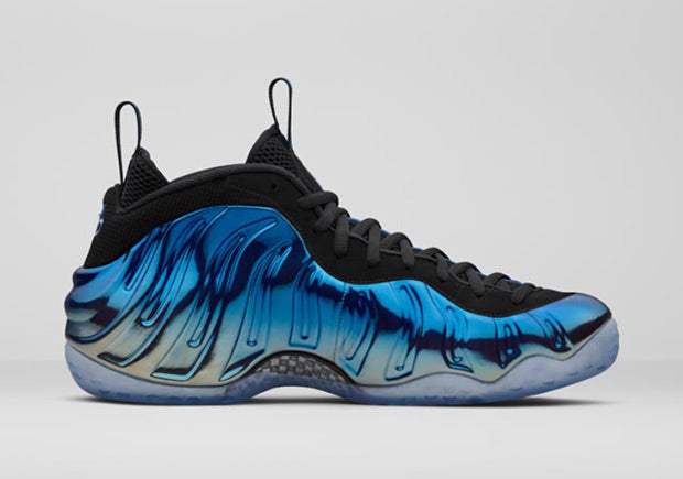 nike air foamposite one blue mirror release (3)