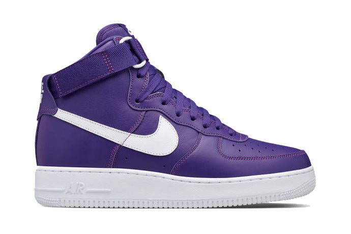 nike air force 1 high varsity purple