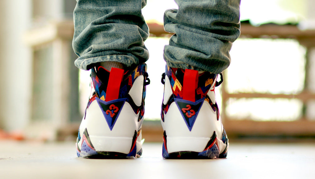 on-feet-jordan-7-sweater