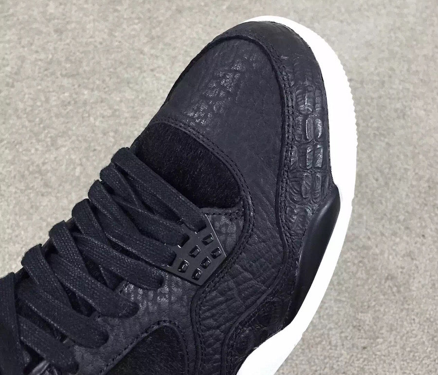 updated pics of the 2016 jordan 4 pinnacle