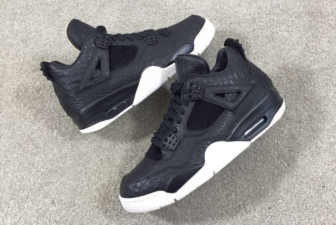 updated pics of the 2016 jordan 4 pinnacle release