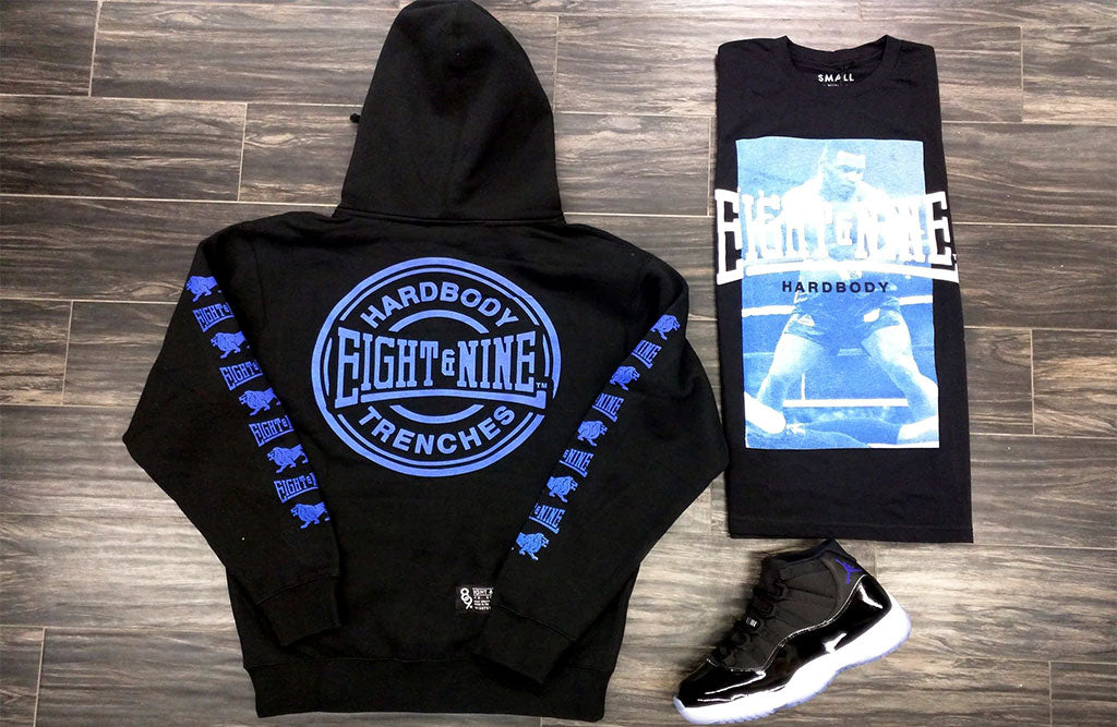 what to wear with the jordan space jam 11 hardbody shirt and hoodie