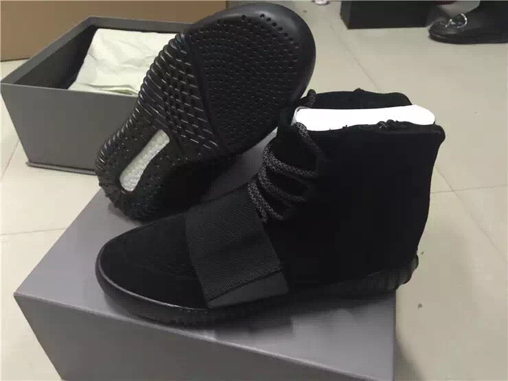 """more photos 9bdea f1cd1 Adidas Yeezy 750 Boost """"Black"""" Release Date 