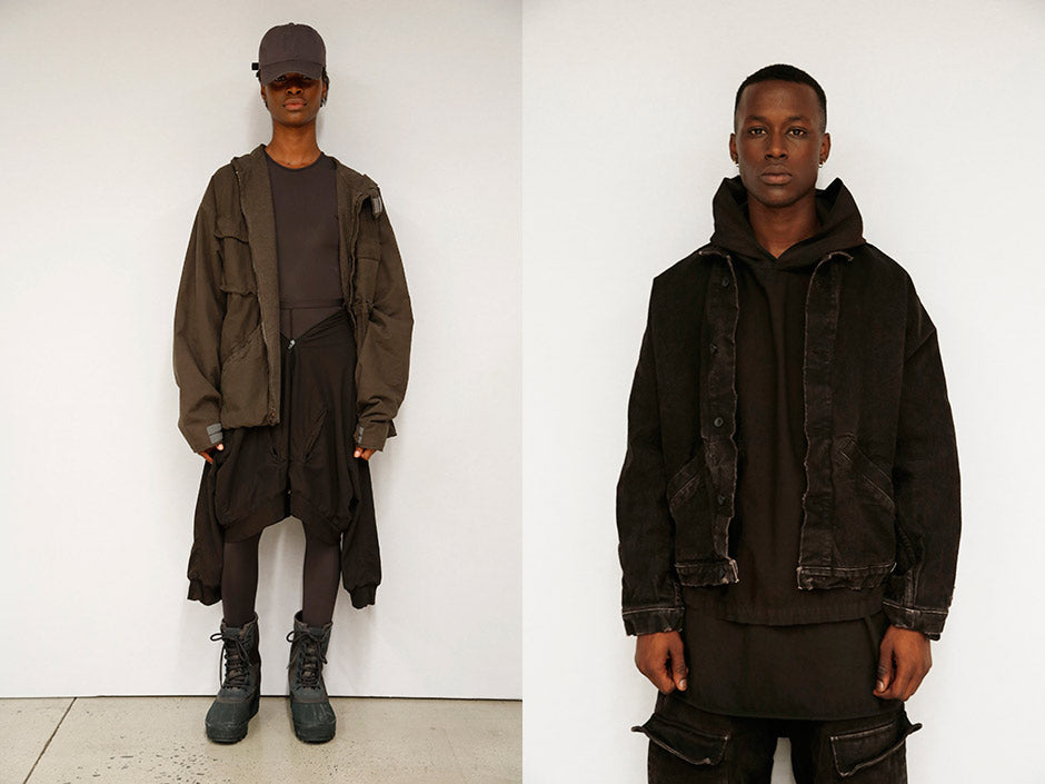 newyork fashion week yeezy season 2 official