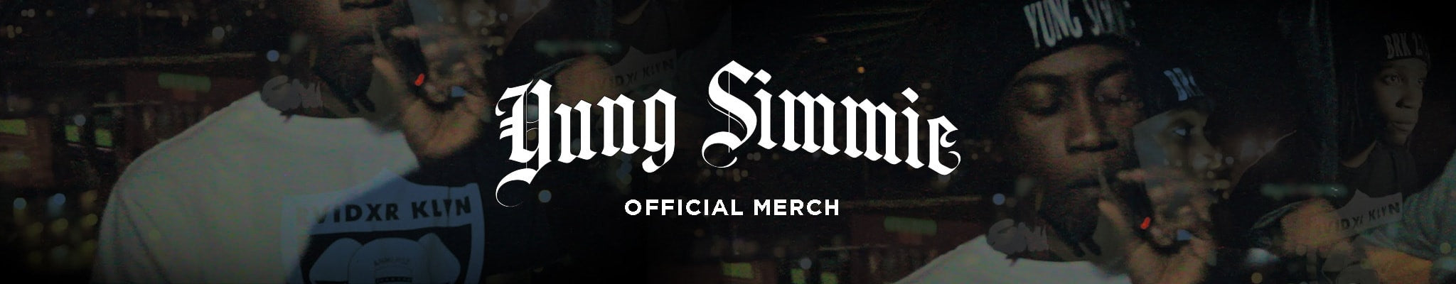 Yung Simmie Clothing
