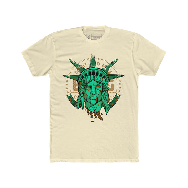Hype Kills Statue Of Liberty T-Shirt Natural Quickstrike