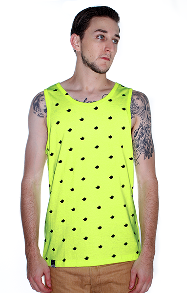 Volt Brain Matter Tank Top - 2