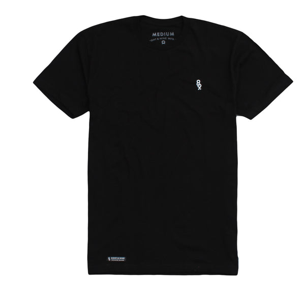 Mini Keys Premium Issue Tee Black - 1