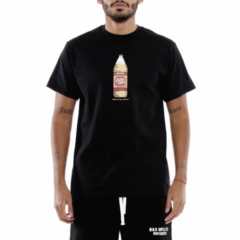 40 oz Culture Cipher T Shirt Black