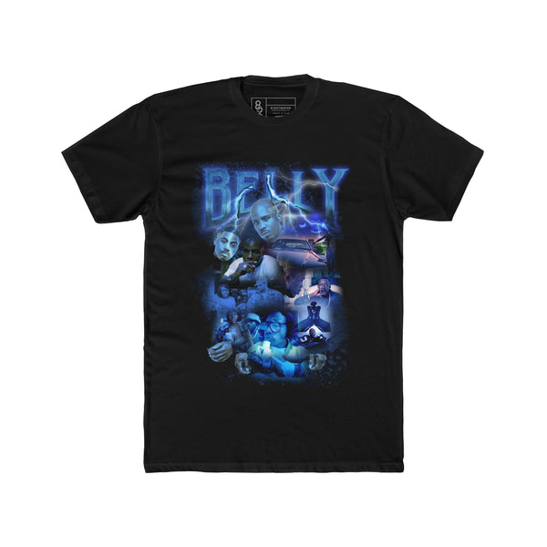Belly T-Shirt Black Quickstrike