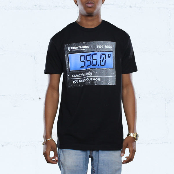 996 GRAMS T Shirt Black