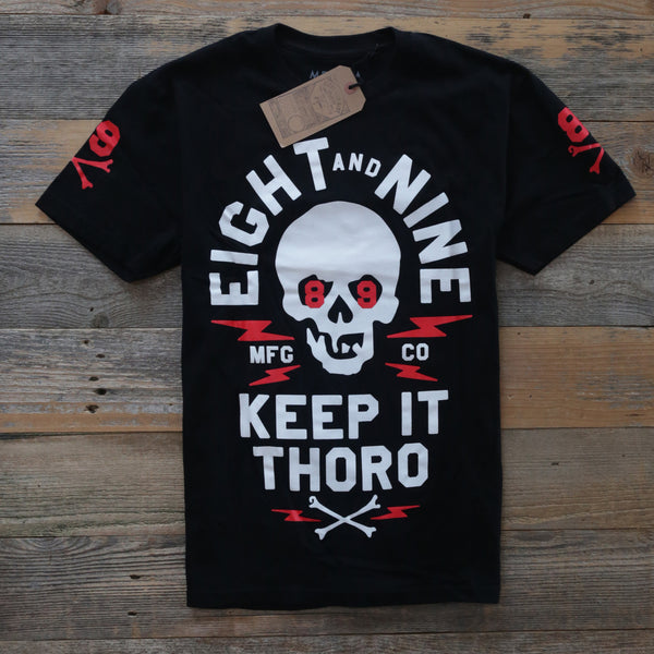 Keep It Thoro T Shirt Bred