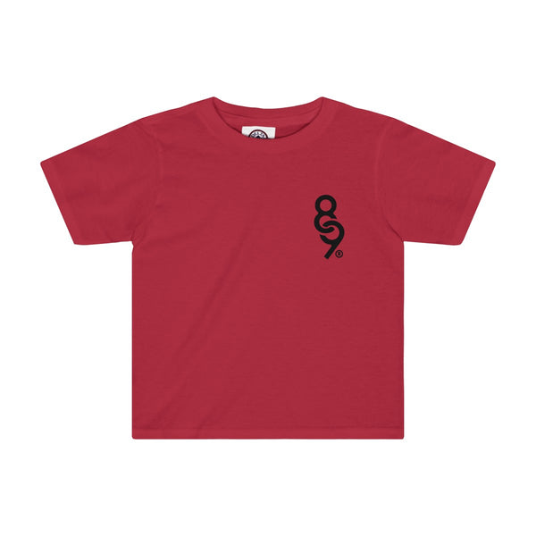 Keys T-Shirt Red & Black T-Shirt Toddler Quickstrike