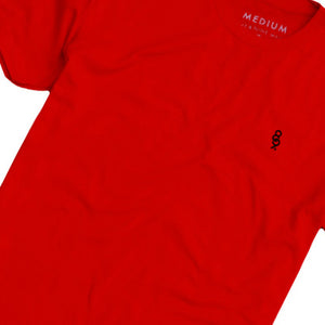 Mini Keys Premium Issue Tee Red - 2