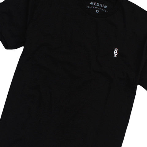 Mini Keys Premium Issue Tee Black - 2