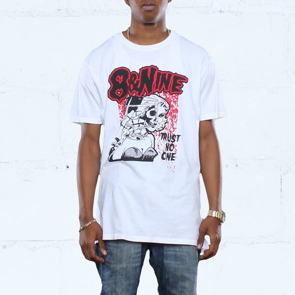 Misfit Co Elongated Tee Fire Red