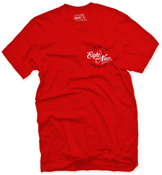 Predator Fire Red Loud Pack T Shirt - 3