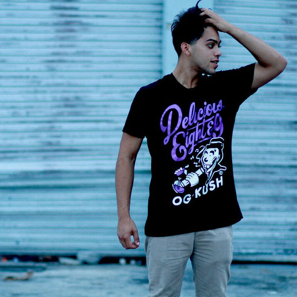 8and9 delicious grape streetwear t shirt