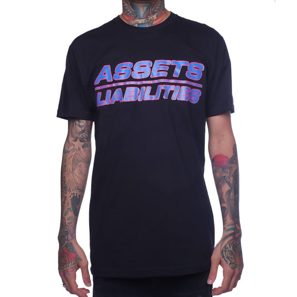 Assets Over Liabilities OKC T Shirt