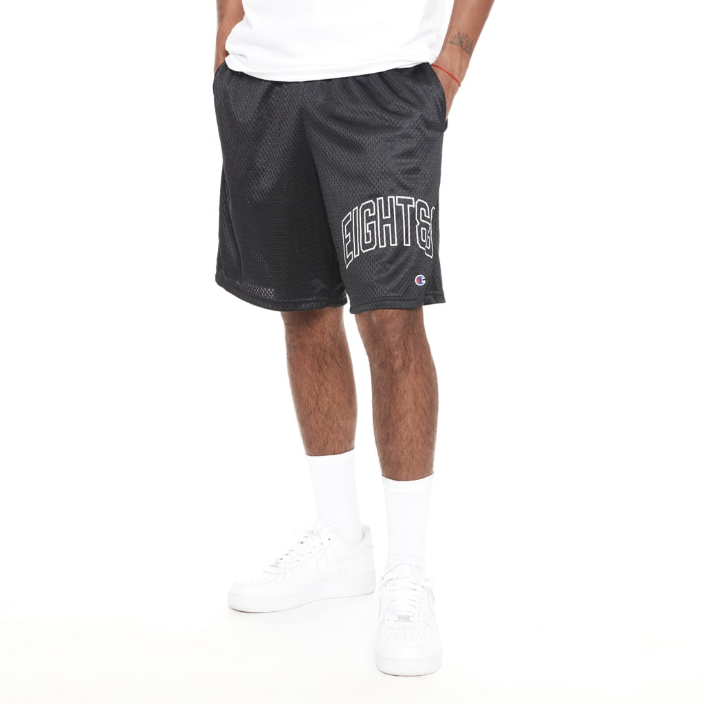 Ballin Champion Shorts Black