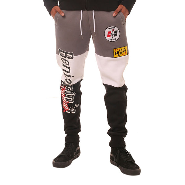 Benjamins Racing Sweats Black
