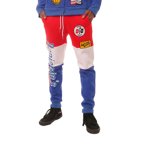 Benjamins Racing Sweats Red