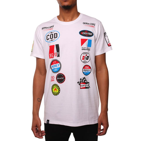 Benjis Racing T-Shirt White