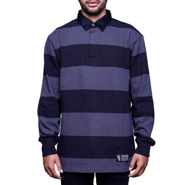 Professional Striped Rugby Jersey