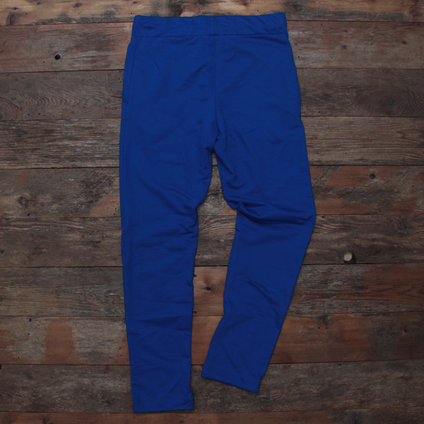 Keys Tailored French Terry Sweats Sport Blue - 2