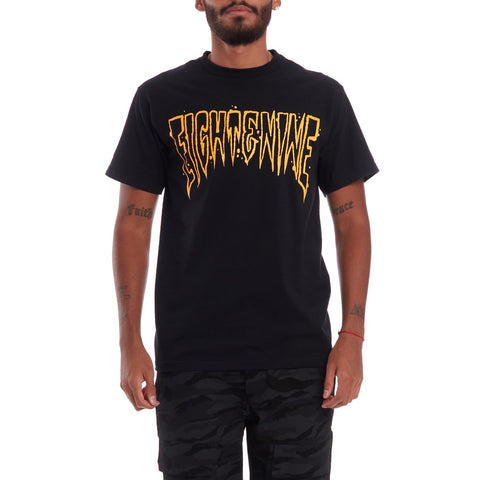 Bonecrusher T Shirt University Gold