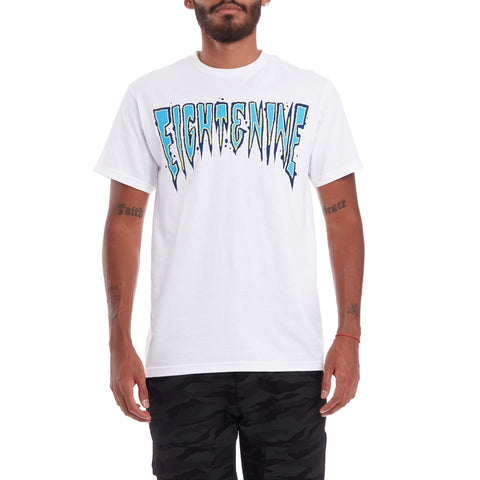 Bonecrusher T Shirt White