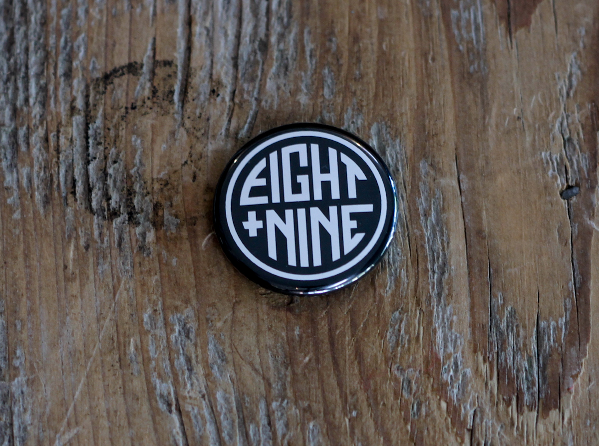 Winner's Circle Oreo Button Pin